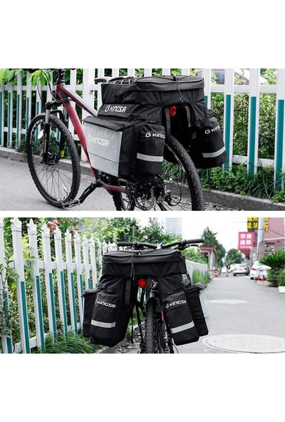 Lixada Su Geçirmez Bisiklet Taşıma Çantası Arka Raf Bisiklet