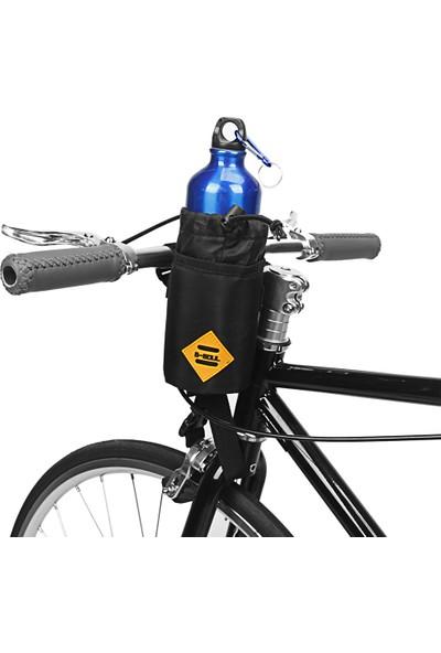 Lixada Suya Dayanıklı Bisiklet Gidon Su Şişesi Tutucu Çanta