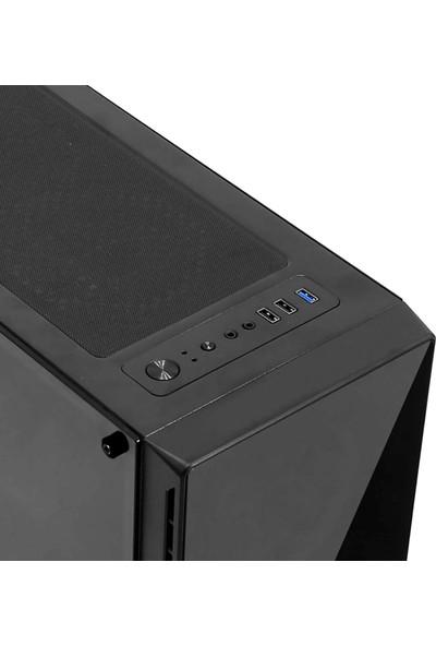 Quadro Battle IX5-N 94985 Intel Core i5 9400F 8GB 512GB SSD GTX1650 Freedos Masaüstü Bilgisayar