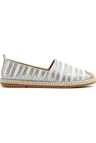 Violetti Kadın Espadril Ayakkabı 20Y V8002 Z