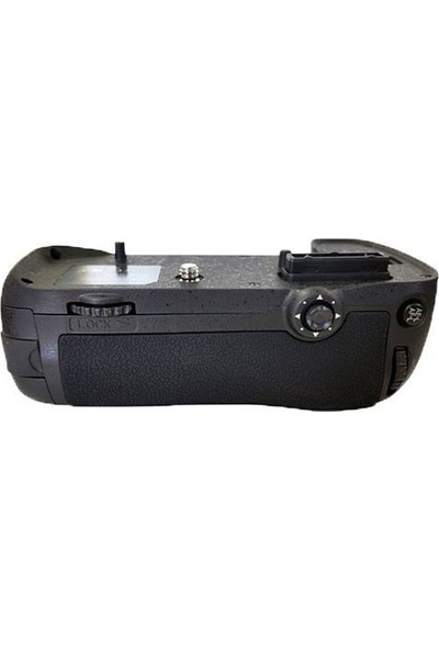 Pdx Nikon D800 Battery Grip Çift Pil Kullanma