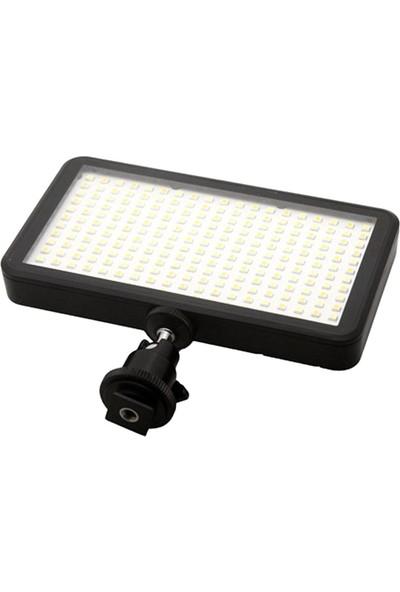 Pdx LED 228A Ledli Video Kamera Dslr LED Işık