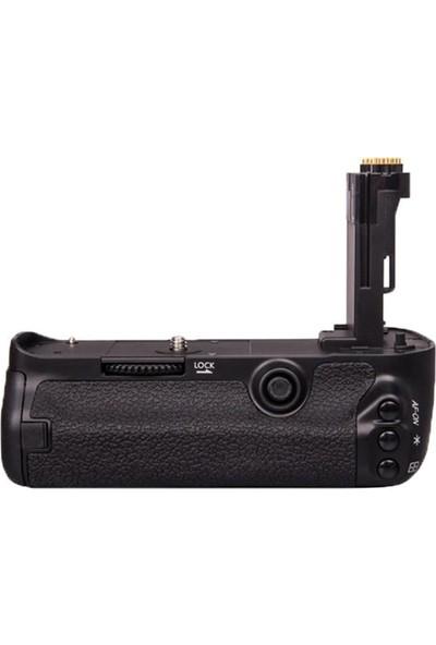 Pdx Canon 6D Mark II Battery Grip Çift Batarya Kullanma