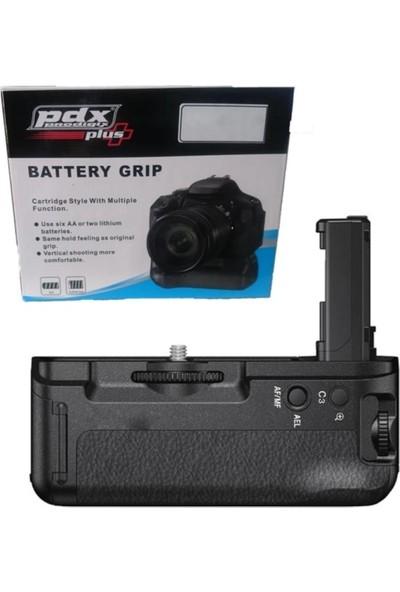Pdx Sony A9 Battery Grip Çift Batarya Kullanımı
