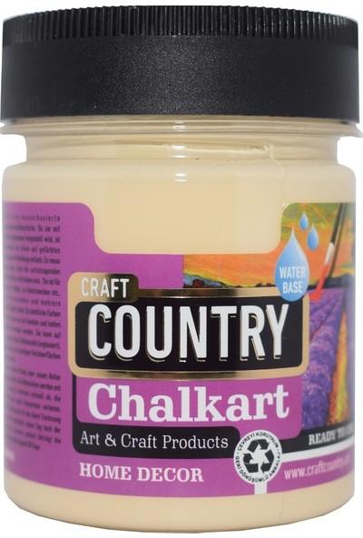 Craft Country Chalkart Hobi Boyası 120 cc 6005 Saman