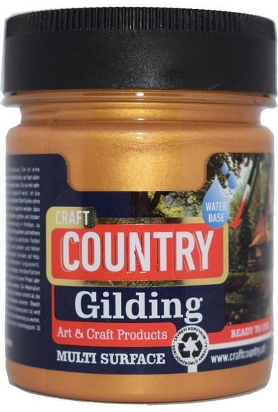 Craft Country Gildings Hobi Boyası 120 cc 5002 Aztek Altın