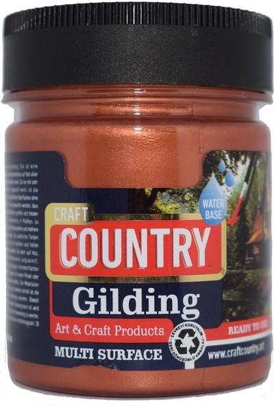 Craft Country Gildings Hobi Boyası 120 cc 5010 Bakır