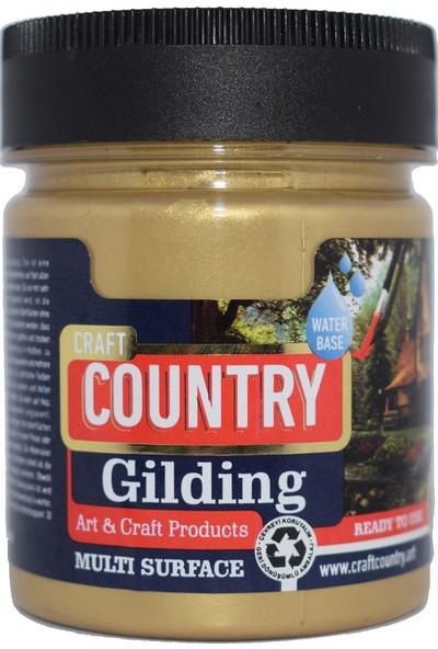Craft Country Gildings Hobi Boyası 2500 cc 5001 Altın