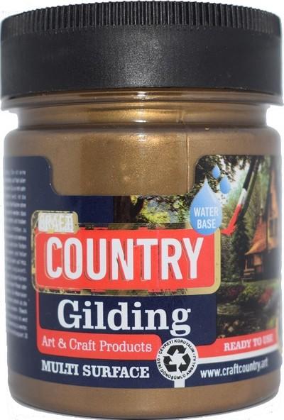 Craft Country Gildings Hobi Boyası 550 cc 5003 Antik Altın