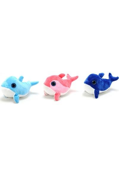Oyuncakavm Baby Sharks Peluş Oyuncaklar 3'lü Set