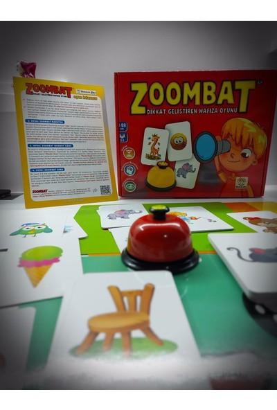 Yükselen Zeka Zoombat Dikkat Geliştiren Hafıza Oyunu
