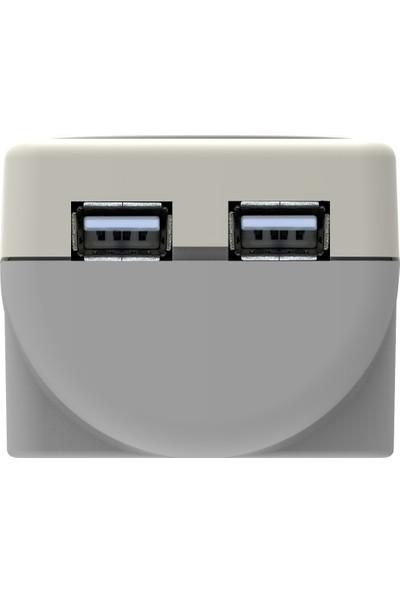 Sonorous Surge Protector SP05 2 USB Girişli Akım Korumalı Priz
