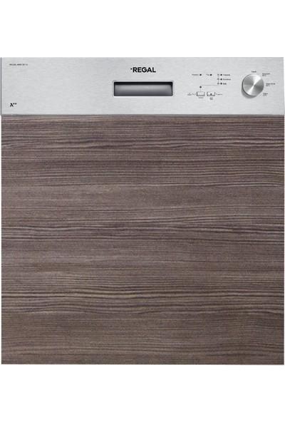 Regal ABM 301 X A++ 3 Programlı Bulaşık Makinesi