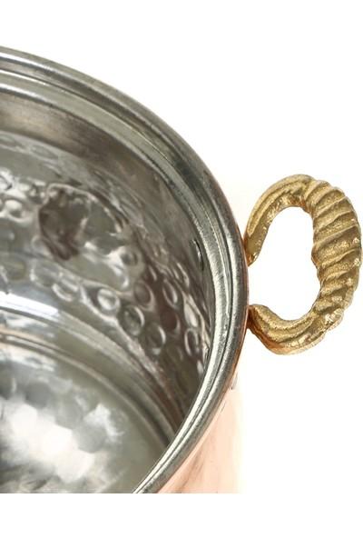 Saint Belisama Bakır Mini Güveç Tencere 13 cm