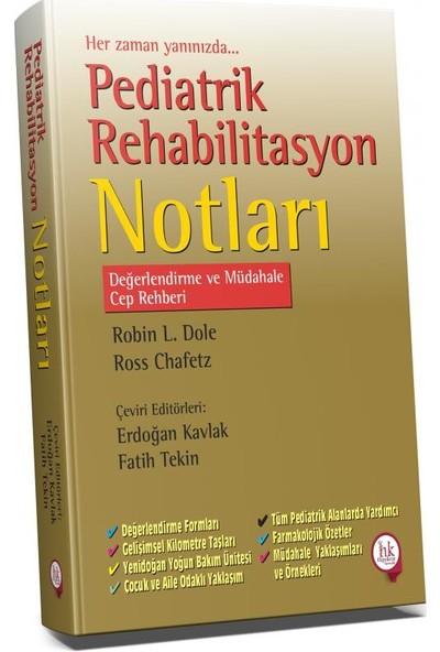 Pediatrik Rehabilitasyon Notları Değerlendirme Müdahale Cep Rehberi