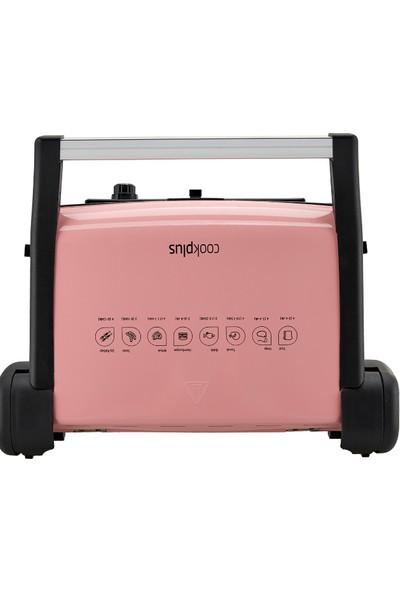 Cookplus Prestige Granit Tost Makinesi Pink