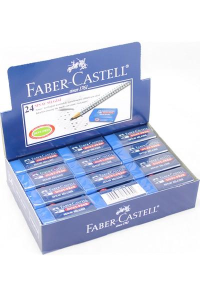 Faber-Castell 187170 Sınav Silgisi, 24lü