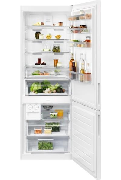 Electrolux LNT7ME46W2 TwinTech A++ 510 lt No-Frost Buzdolabı Beyaz