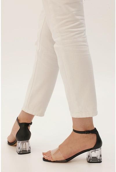 Marjin Kadın Desna Topuklu Ayakkabi