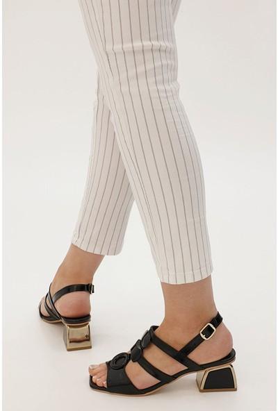 Marjin Kadın Henla Topuklu Ayakkabi
