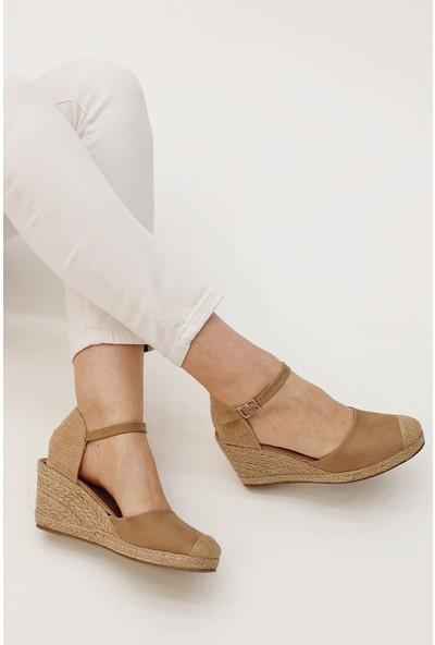 Marjin Kadın Titna Dolgu Sandalet
