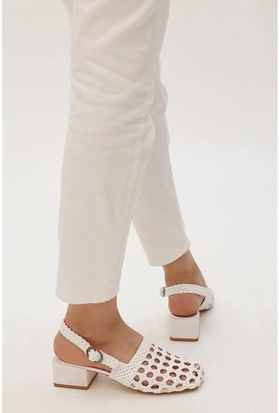 Marjin Kadın Dalisa Topuklu Sandalet