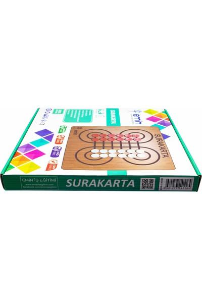 Emin İş Eğitimi Surakarta Ahşap Zeka ve Strateji Kutu Oyunu