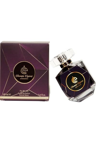 Champs Elysees Aphrodisiac Extrait De Parfum For Women 100 ml