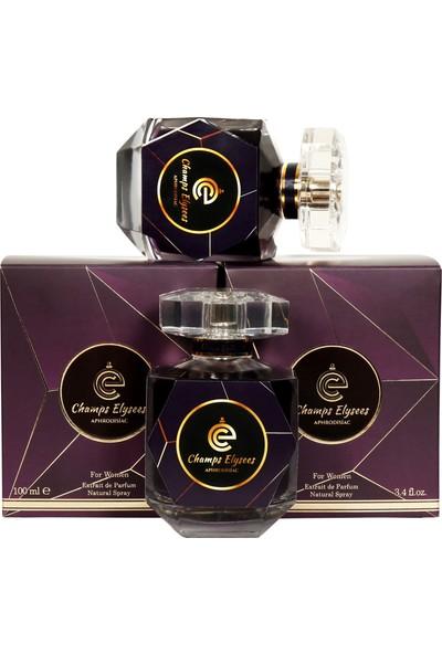 Champs Elysees Aphrodisiac Extrait De Parfum Set 100 ml (Women&women)