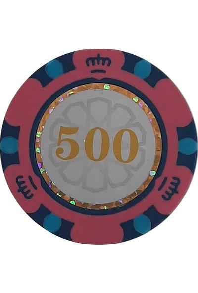 Poker Kıngs 14 g Clay Kil Poker Chip