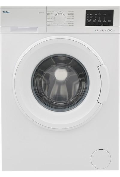 Regal CM 7101 7kg 1000 Devir Çamaşır Makinesi