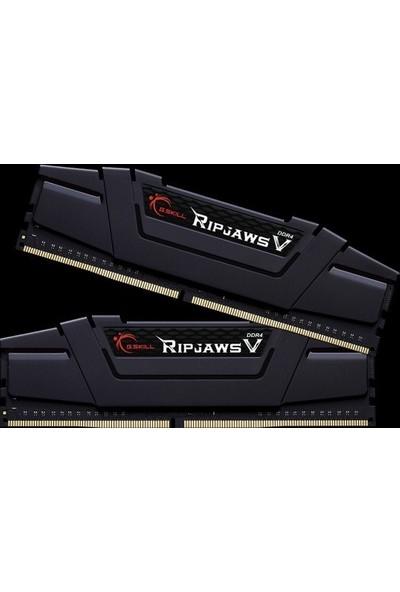 G.Skill RipjawsV 16GB (2x8GB) DDR4-4000Mhz CL18 Siyah 1.35V Ram F4-4000C18D-16GVK