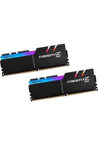 G.Skill Trident Z RGB 16GB (2x8GB) DDR4 4000Mhz CL18 1.35V Ram F4-4000C18D-16GTZRB