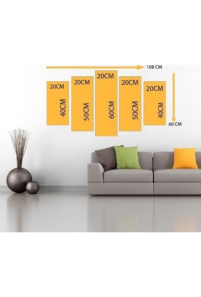 Özcanlar Kanvas Tablo 60 x 100 cm