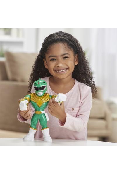 Hasbro Power Rangers Mega Mighties Green Ranger E5869-E6730