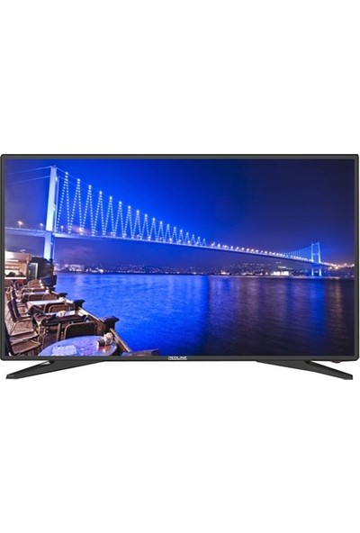 """Redline Ps-50 K1000 50"""" 127 Ekran Dahili Uydu Alıcılı 4K UHD LED Tv"""