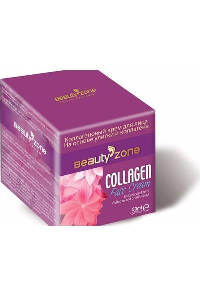 Beauty Zone Kolojen&salyangoz Özlü Yüz Kremi 50ML