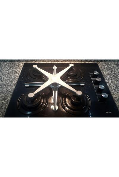 Mavienerji Spider Cooking Gold Döküm Dönerli Pişirme Aparatı