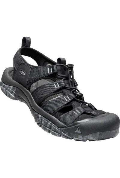 Keen Newport H2 Erkek Sandalet Siyah