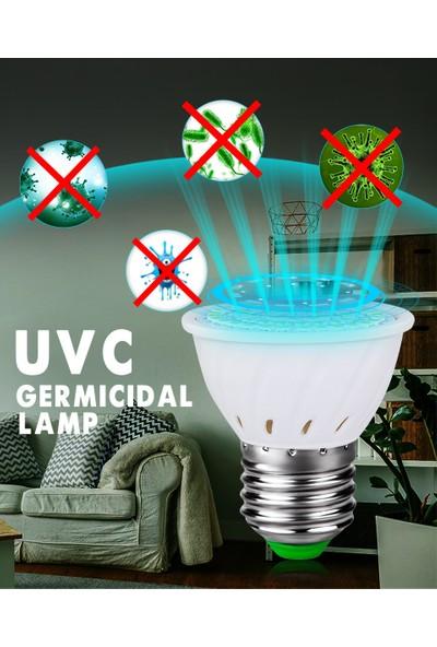 Rosh Uvc Ampul Dezenfeksiyon Lamba Mikrop Kırıcı - Uvc Lamba Sterilizatör Led Ultraviyole Ampul