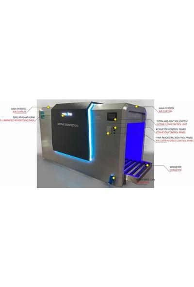 Mertgroup X-Ray Cihazına Entegre Valiz & El Bagajı Dezenfeksiyon Cihazı m010