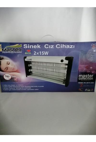Master Sinek Kovucu mr-2X15 W Sinek Öldürücü Cihaz