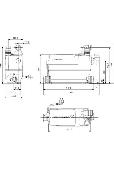 Grundfos Sololift2 C-3