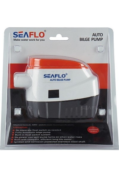 Kampa Seaflo Sr12150 Otomatik Sintine Pompası 12V 750 Gph