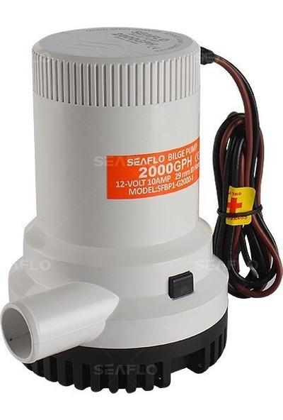 Kampa Seaflo Sr12210 Otomatik Sintine Pompası 12V 2000 Gph