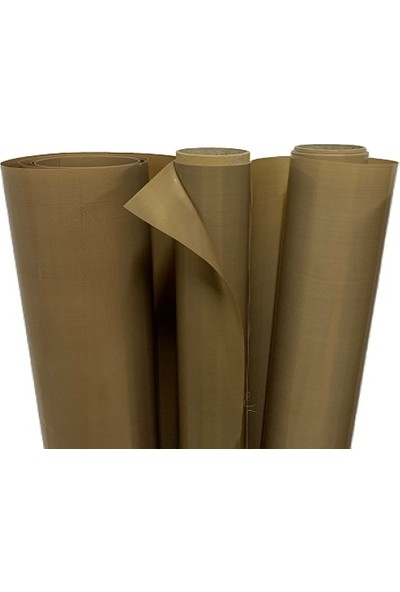 Textape 2li 013 Yapışkansız Ptfe Teflon Kaplı Cam Kumaş 100x200cm
