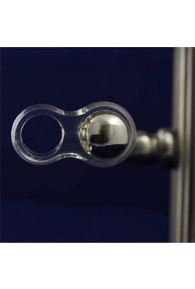 Nrc 10'lu Silikon Kapı Ve Pencere Kolu Tamponu
