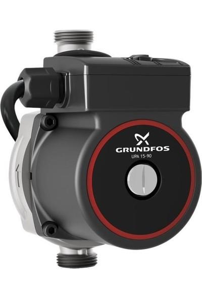 Grundfos Upa 15-90N 230V 50Hz Schuko Plug