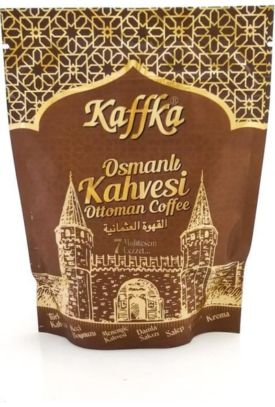 Gaziantepten Kaffka Osmanlı Kahvesi 200 gr
