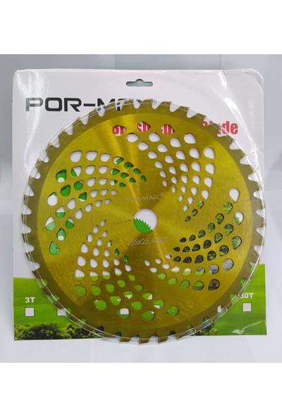 Pormax Elmas Motorlu Tırpan Testeresi 40 Diş